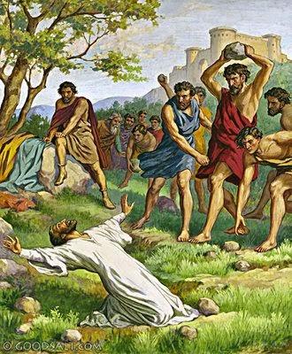 Renungan Sabda: Kis 6:8-10;7:54-59 | Kamis, 26 Desember 2019 | Pesta St. Stefanus Martir Pertama